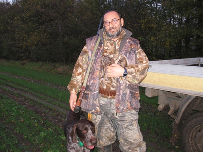 chasseur chien sejour chasse bulgarie becasse